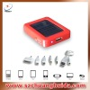 Solar power bank for Ipod,Iphone,Mp3,Mobile phone