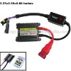 High quality digital Slim HID Xenon Ballast 35W/55W with CE,E-Mark certificate