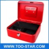 Metal cash drawer box