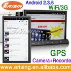 Erisin Steering Wheel Control Car Radio Video ES7035A
