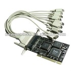 PCI to RS232 Converter Cable