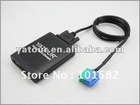 Car Audio stereo interface adapter for Alpine Becker Blaupunkt Clarion JVC Panasonic Pioneer Sanyo Sony VDO