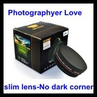 72mm 0.45x wide angle conversion lens for nikon 18-200mm