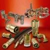 hydraulic shaft coupling