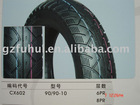 Motorcycle Parts/Motorcycle tyre and tube(90/90-10)