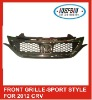 2012 CRV FRONT GRILLE-SPORT STYLE
