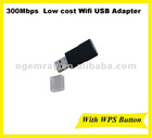 Set top box Wifi usb dongle with high speed 300Mbps