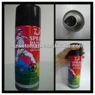 400ml MSDS aerosol spray de pintura