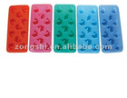 OEM silicone ice cube tray