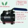 Hot sell plastic ball valve