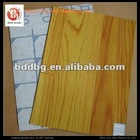 Spunlace backing PVC flooring indoor useage