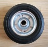 8x2.5 solid rubber wheel