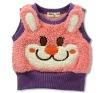 New arriver thick winter vest for children 2012