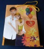 Musical Paper Bag for Shopping use