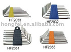 Plastic Cip Hex Key Set