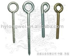bolt,eye bolt,swivel ring bolt,welded eye screw