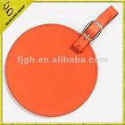 popular round shap PVC tag