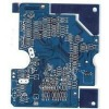 4 layer 2oz copper bule cover PCB with middle TG 150 FR4 material
