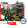2012 hot!outdoor Playground plastic dinosaurs in stock