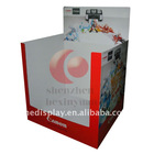 cardboard packaging box/paper display box/corrugated display box/display bor for toys