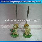 polyresin angel toy/resin angel figurine