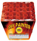 2012 New fireworks Cake fireworks 25 Shots Sky Painter