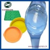 Transparent liquid Injection molding silicone rubber