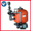 fish pond filter system/ pond filter and pump