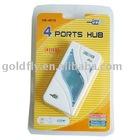 USB 2.0 HUB 4 Ports HUB (GF-HUB-3008)