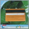 CR-80 Plastic Pvc Card with magnetic stripe