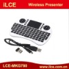 fashion design mini keyboard with touch pad