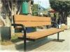 Composite park benches,morden garden bench,garden funiture