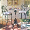 2012 beautiful wrought iron tableWH-014T