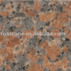 G562 red color granite tile
