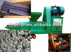 Extruder wood charcoal briquette machine