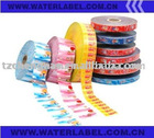 PVC shrink sleeve /label