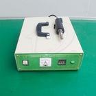 Portable ultrasonic welder for spot welding