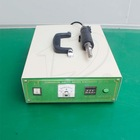 Portable ultrasonic welder for spot welding