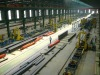 H-beam automatic welding production line