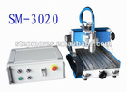 SM-3020 mini engraving machine 3d cnc router