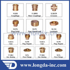 28. Drt drop Tees bronze fitting