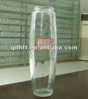 Glass bottle glass jar for food and beverage safe packing