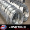 18 gauge galvanized steel wire coil production