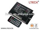 DIY LED RGB remote controller 6A/CHx3 DC5V~DC24V 18 function modes