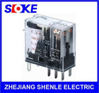 plug in general electric relay JQX-14FT-2C 5A