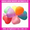 7 inches heart shape rubber ballon