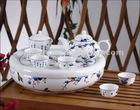 chinese tea set porcelain tea set ceramic tea set