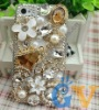 Luxury Bling Crystal Rhinestone Moble Phone Case 3D