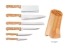 7Pcs Kitchen Knife Set