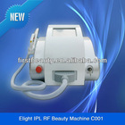 Beijing C001 Best price IPL hair removal machine with RF technology